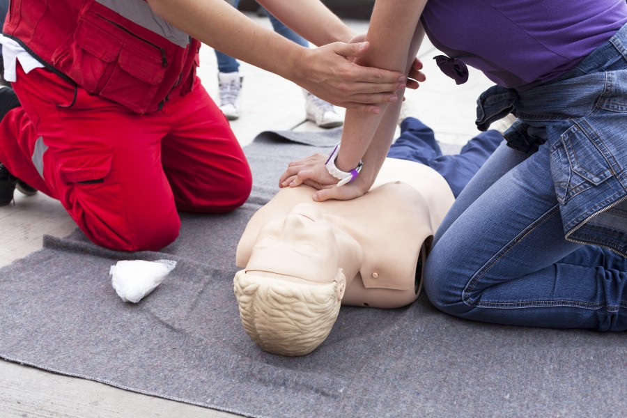 First Aid Courses Available in Kent