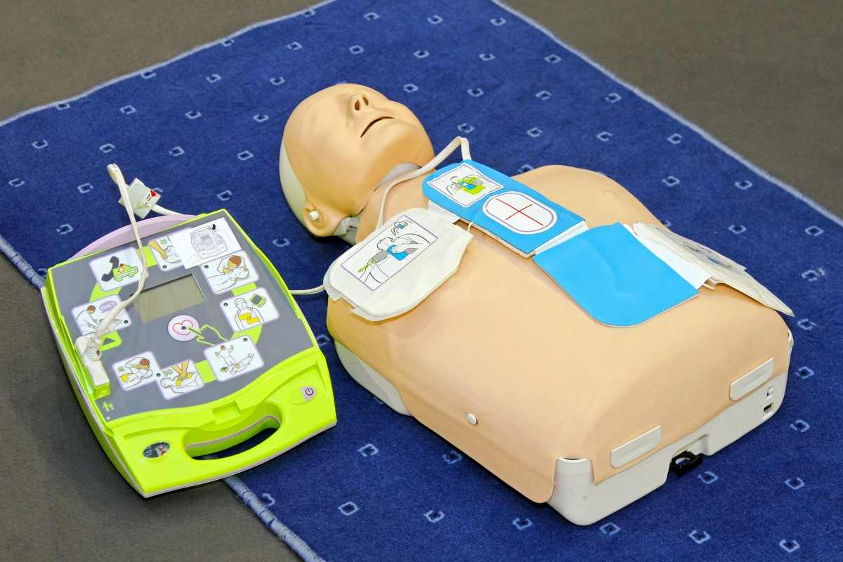 RQF  Level 2 AED and CPR