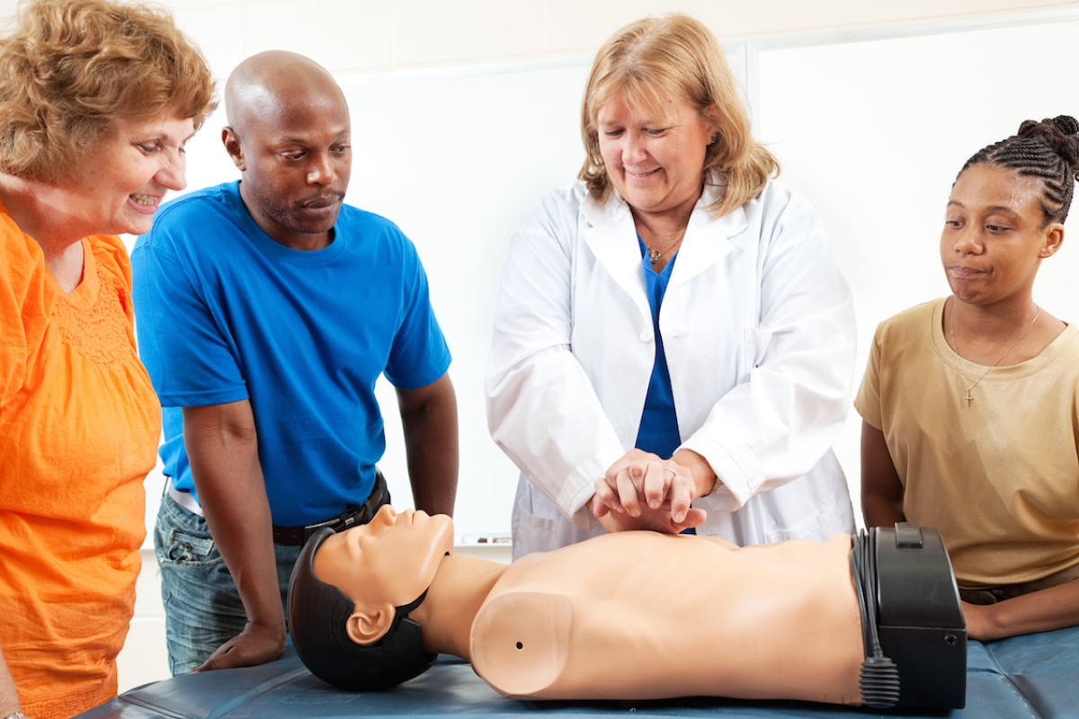 RQF Level 3 First Aid At Work Course